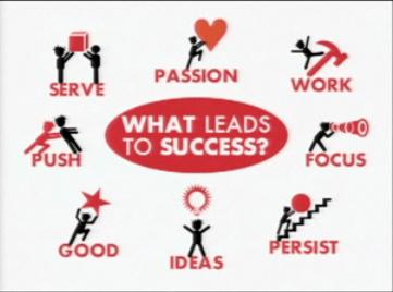 8 secrets to success