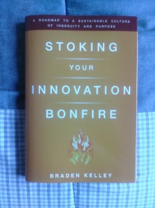 stoking innovation bonfire book