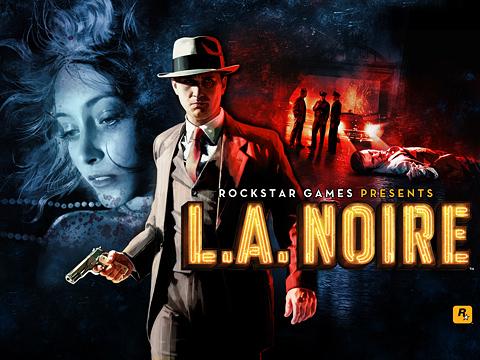 LA Noire Box Art