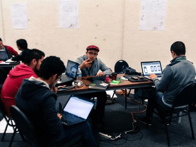 startup weekend tijuana 2 working on ucovers