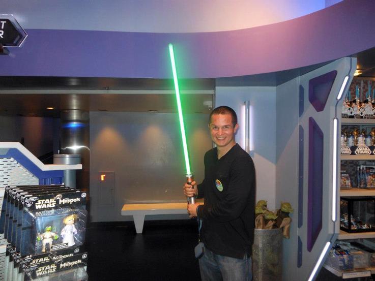 Jorge Jedi Master