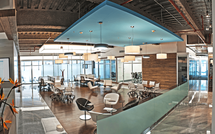 coworking space in mexico IOS Offices