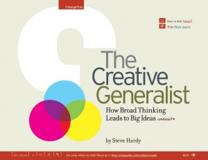 The Creative Generalist