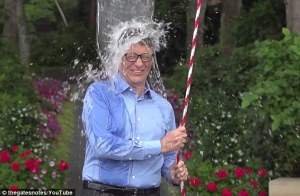 bill gates als bucket challenge