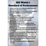 Bill Walsh on Leadership