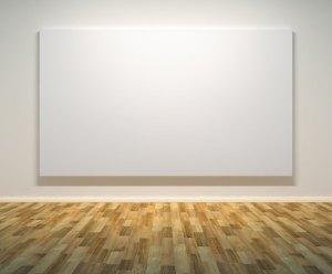 blank canvas thinking