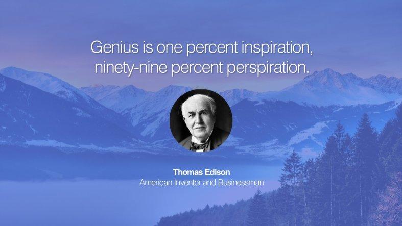 thomas edison entrepreneurship mindset