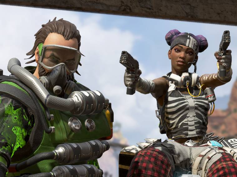 Apex Legends duo's