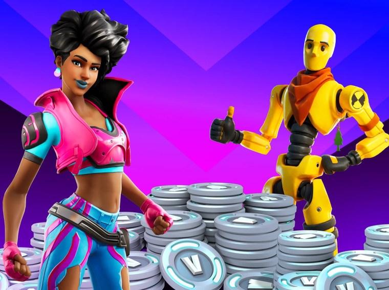 Epic Games launches V-Bucks discount forFortnite