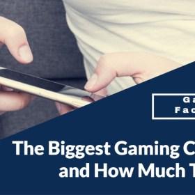 best gaming companies