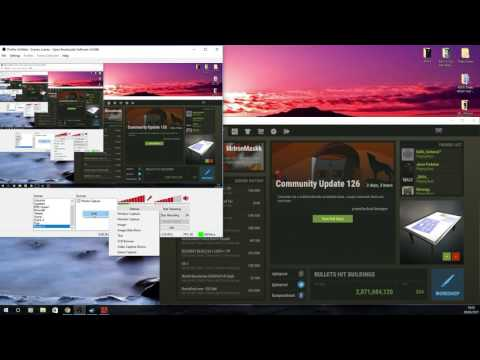 OBS – Black Screen fix for Windowed/fullscreen Game Capture