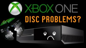 Xbox One Won't Read Disc Fix