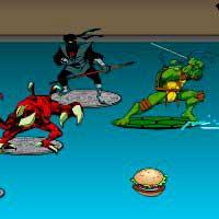 Игры черепашки ниндзя - играть бесплатно на Game-Game