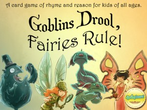 "The ""Goblins Drool, Fairies Rule!"" Springboard campaign on Kickstarter"
