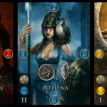 Immortal - strategy card game - examples