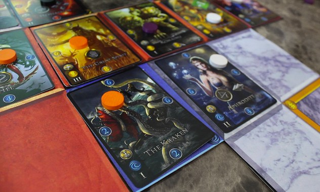 Playing the Immortal prototype