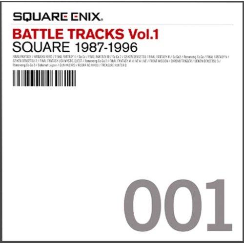 Square Battle Tracks Vol.1
