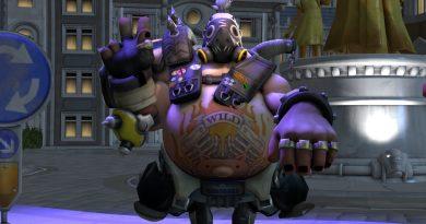 Overwatch Roadhog