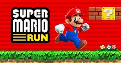 Super Mario Run sorti date news android