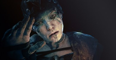 Hellblade 2017 PS4 PC