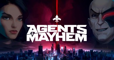 agent of mayhem