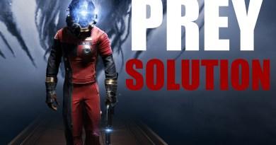 PREY SOLUCE SECRET SUCCES