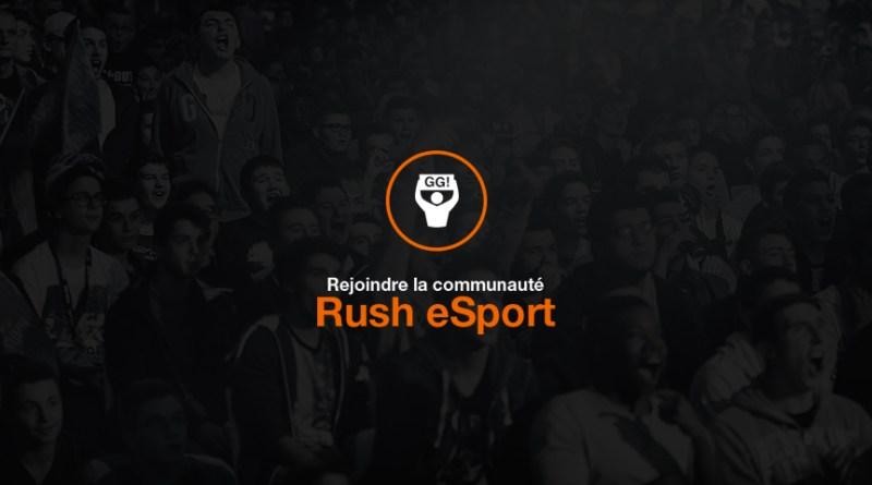 Rush Esport Tv Orange tournois competition