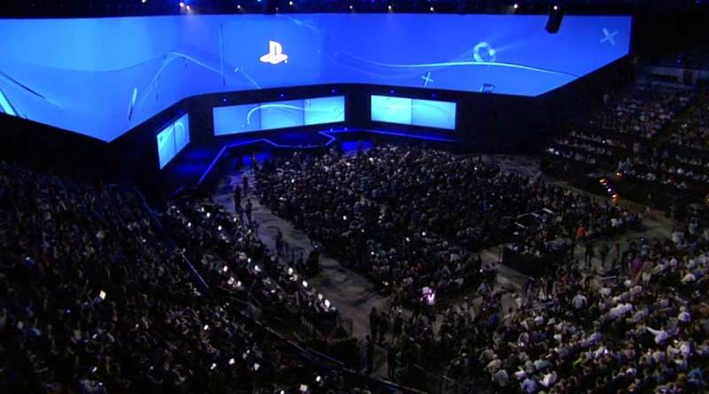 playstation conference e3 2017