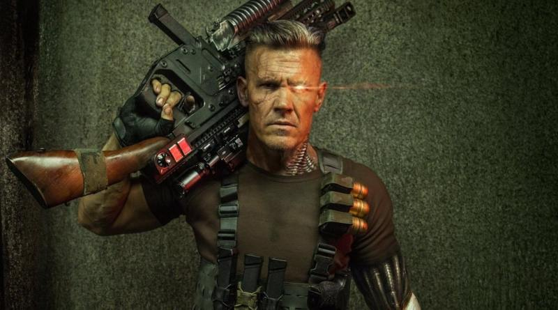 DEADPOOL 2 CABLE SE MONTRE
