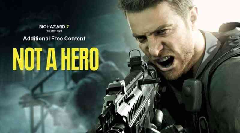Resident Evil 7, Not a Hero trailer
