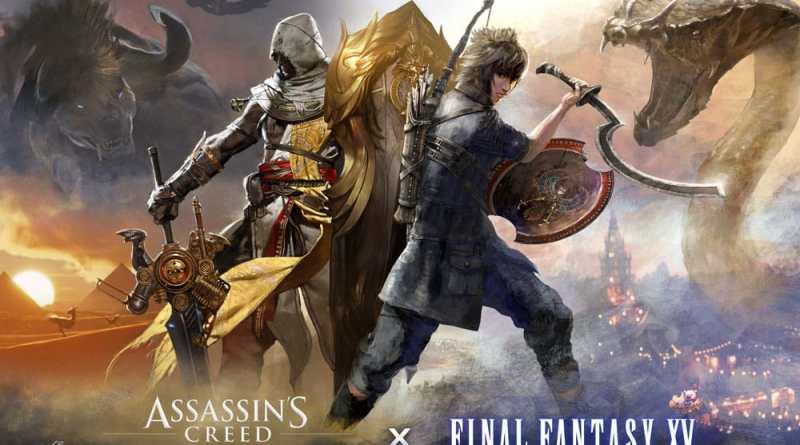 Assassin's Creed Origins – Soluce mission Final Fantasy 15 XV