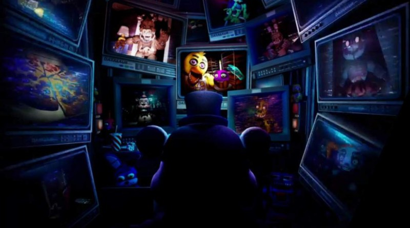 five nights at freddy's vr fnaf vr soluce