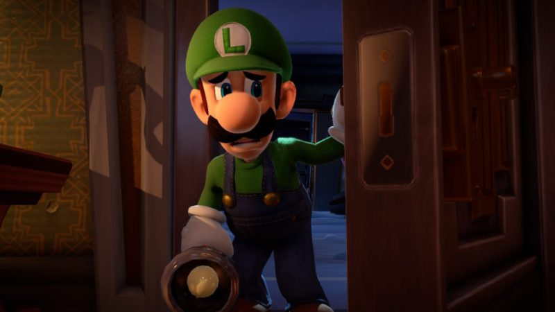 luigi mansion 3 soluce solution etage 1 5 sous sol garage cle