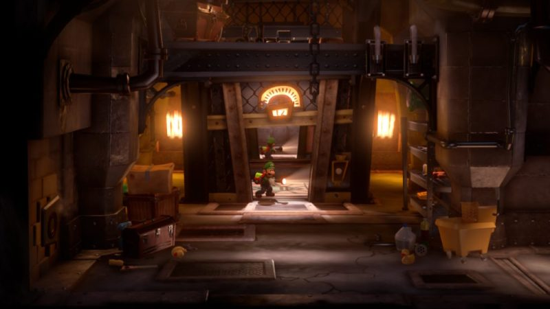 luigi's mansion 3 soluce chaufferie lucien boss egout solution guide fr switch