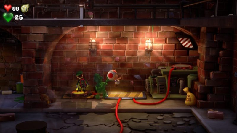 luigi mansion 3 soluce solution guide fr egout toad sauver switch