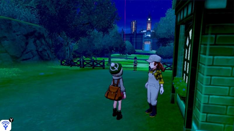 solution pokemon épée et bouclier sentier de la gare