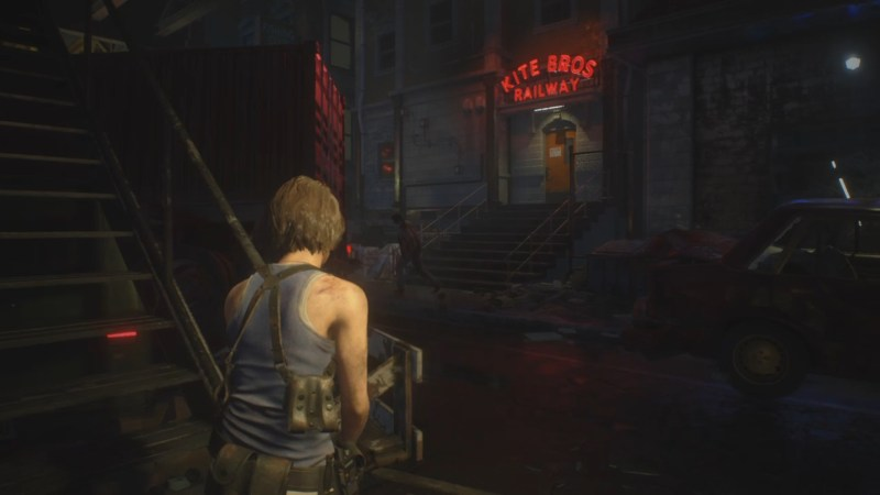 resident evil 3 nemesis demo 2020 soluce guide coffre fort fusil a pompe remake