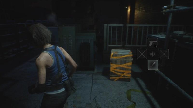 resident evil 3 nemesis demo 2020 soluce guide coffre fort fusil a pompe