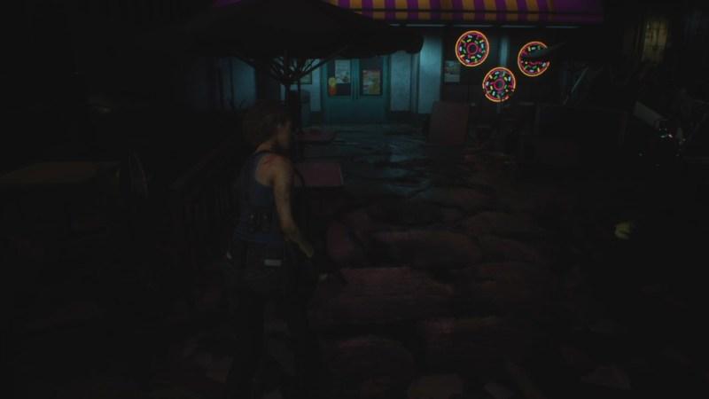 resident evil 3 nemesis demo 2020 soluce guide coffre fort fusil a pompe remake
