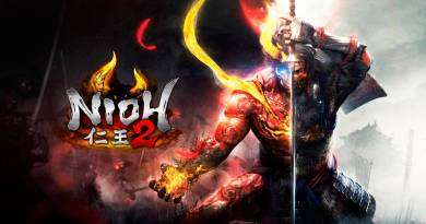 nioh 2 playstation 4 ps4 tecmo koei team ninja