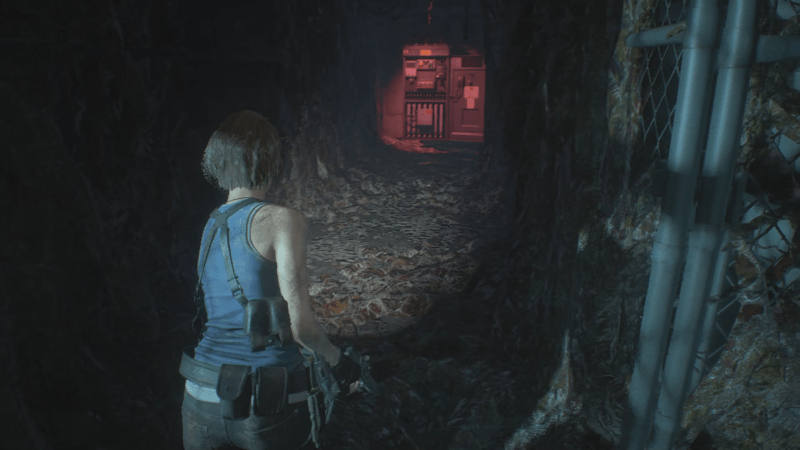 resident evil 3 remake soluce guide ville raccoon city sous station central disjoncteur