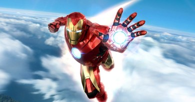 test marvel iron man vr playstation 4