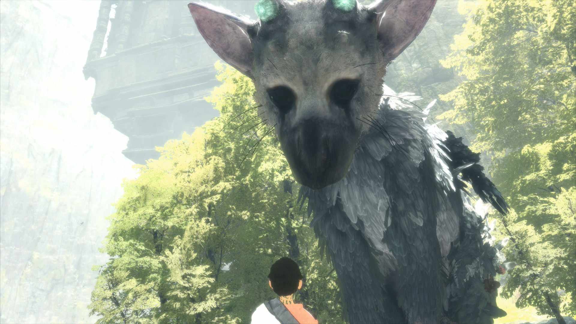 The Last Guardian: Procedural Animation - Game Anim