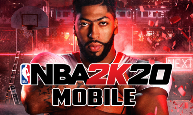 NBA 2K20 Apk Download Mobile
