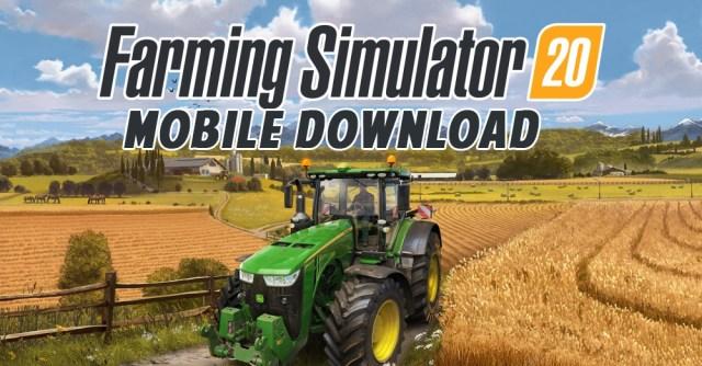 Farming Simulator 20 APK Apk Free