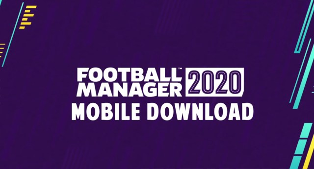 Football Manager 2020 Mobile Apk Download