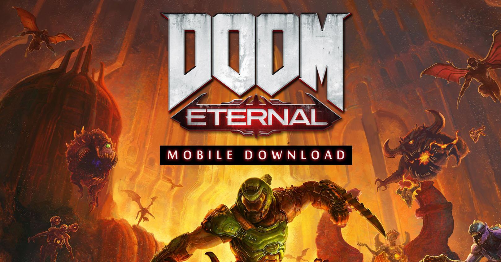 Doom Eternal APK Download For Mobile