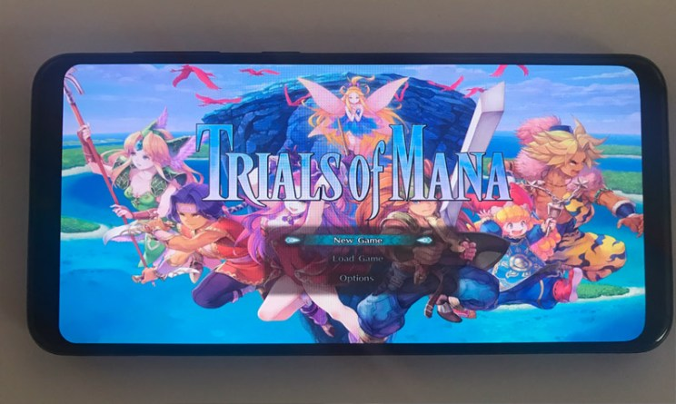 Trials of Mana APK Download