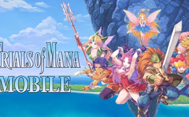 Trials of Mana Mobile APK