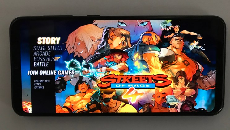 Streets of Rage 4 Mobile APK Download